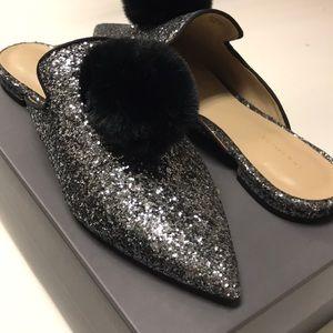 Brand New Ann Taylor Sequin slide